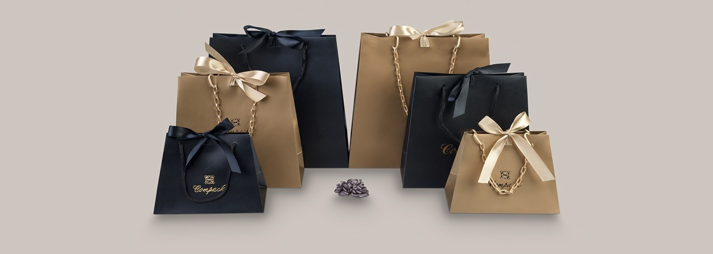 Luxury bags for jewellery