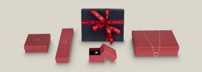 Cajas de cartón para joyería - Córdoba Metallic