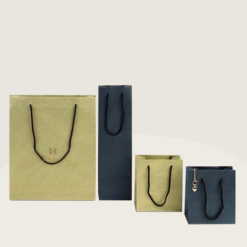 Bolsas de papel para joyería