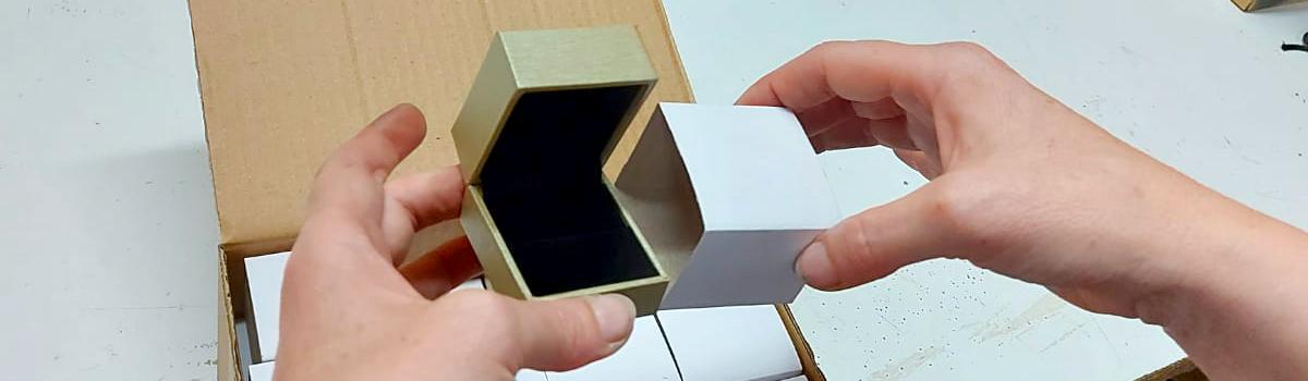 Cajas de joyas personalizadas