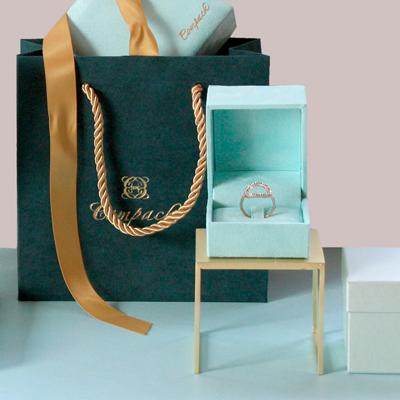 Estuches personalizados para joyería