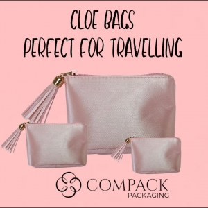 Cloe bags are a perfect packaging for those jewelers who do not like standard packing and prefer to introduce a multiuse emballage . . . #compackpackaging #compackbags #jewelrypouches #pochettebijoux #borsegioiello