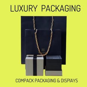Stylish packaging perfect for  the more exclusive Jewelry: . . #compackpackaging  #excluxivepieces  #exclusivebox  #jewelryboxes #estuchesjoyeria #etuibijoux #astuccigioelli #schmucketui