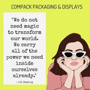 Happy women's day!!🌹🌹🌹. . . #compackpackaging
