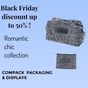 Cyber weeks our best discounts for the Black Friday. . . . #compackpackaging #compackblackfriday #compackcyberweek