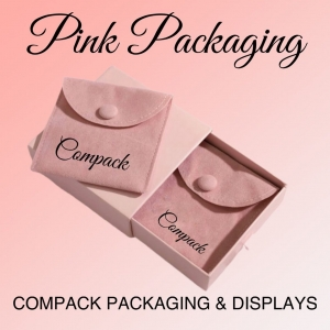 Ready for dream with our Pink packaging, ready for all kind of jewelry. . . #compackpackaging #jeweleypackaging #pinkpackaging #packagingrosa