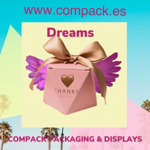 Cardboard packaging is a good option for any event.   #compackpackaging #carboardpackaging #jewelrycardboardpackaging #packagingdecarton