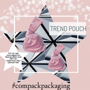Trend Pouches manufactured in velvet  are a stylish packaging for the more exclusive jewelers. . . #compackpouches #jewelrypouches #bolsasjoyeria #sachettigioelli #pochettebijoux