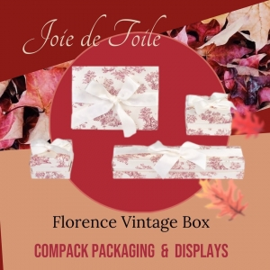 Joie de toile is a elegant and glamourous  printing for the more exclusive jewels. . .#compackpackaging #compackestuches #compackboxes #jewelryboxes #jewelrypackaging  #estuchesjoyeria #cajasjoyeria #joiedetoile