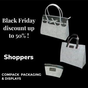 Discover Black Friday with us. Discounts up to 50% only in selected items. . . #compackblackfriday #blackfriday #blackweek #goldfriday