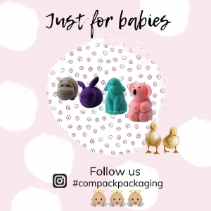 Our babies boxes are perfect for celebrating any event. .  #compackpackaging #compackbabiespackaging #jewelrybabiesboxes #estuchesjoyeriabebes