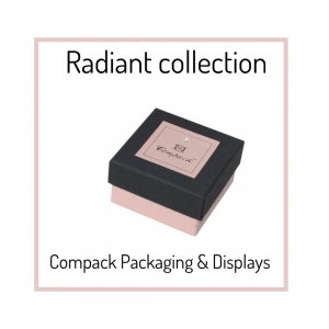 Our Radiant boxes ready for the jewelry more exclusive.