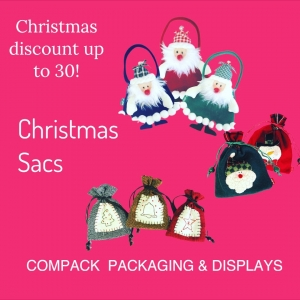 Be ready for Christmas sales. . . #compackpackaging