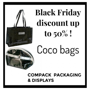 Prepare your Christmas gifts. Take advantage of Black Friday and Cyber weeks discounts. . . . #compackpackaging #compackblackfriday #compackcyberweks