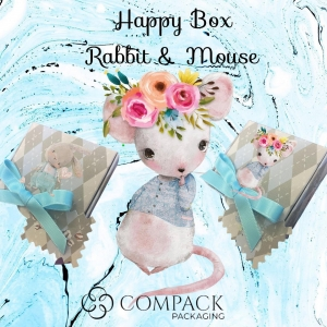 Happy box for Kids is a nice collection, manufactured with high quality soft cardboard an illustrated with sweet children design. This collection has multiuse inserts perfect for ring, earrings, brazalet for kids jewelry. . . #compackpackaging #compackkidsboxes #estuchesjoyeriainfantil #astuccigioellibambini #etiibijouxenfant