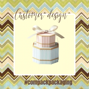 For those Customers who like to have their own Packaging, Compack can design and develop  boxes, paper bags, ribbon, paper, displays, jewelry rolls, trays and whatever you need under your needs and recquests. . . . #compackpackaging #compackcustomizepackaging  #customizejewelrypackaging #packagingamedida  #etuibijoux #astuccigioelli #schmucketui